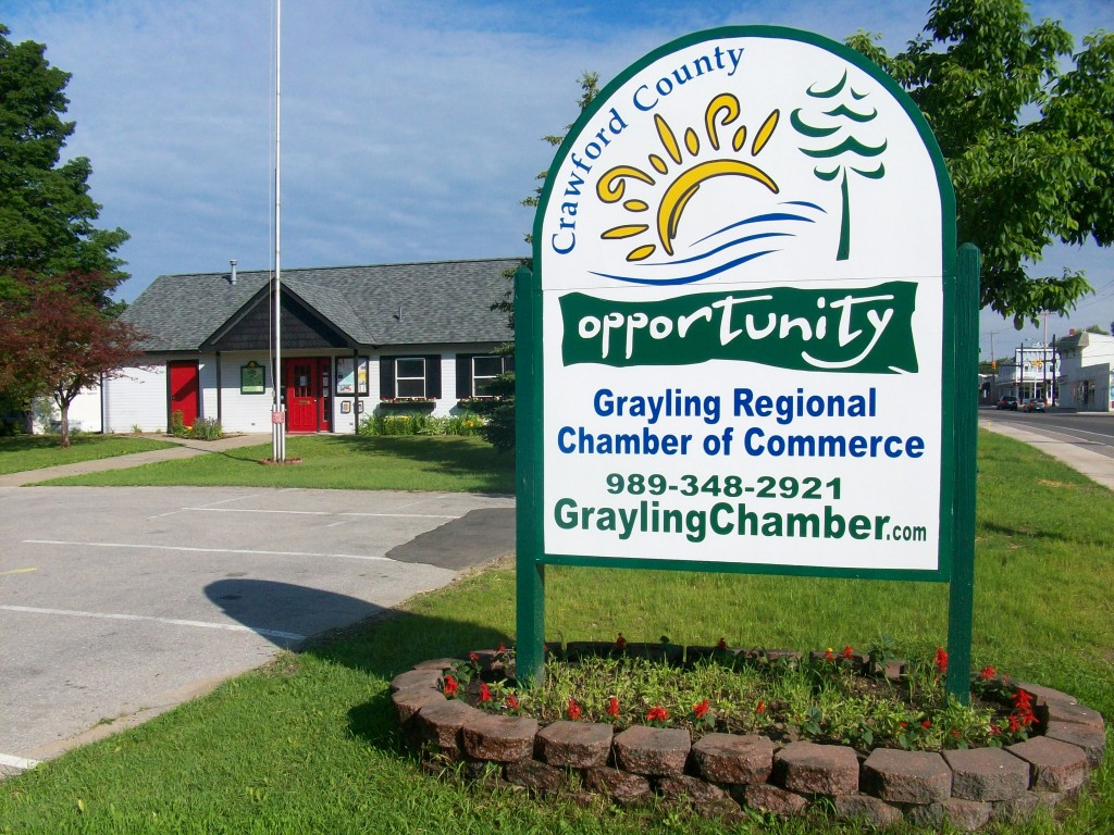 Grayling Chamber Office