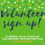 Check out our new AuSable River Festival website!
